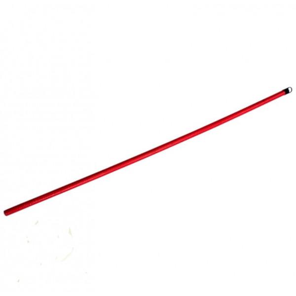 Палка деревянная в цветной пленке для щеток и швабр