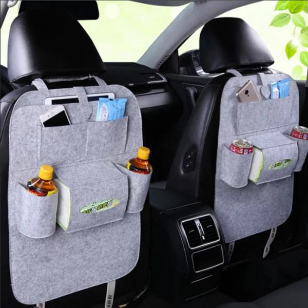 Автомобильный органайзер для спинки сиденья