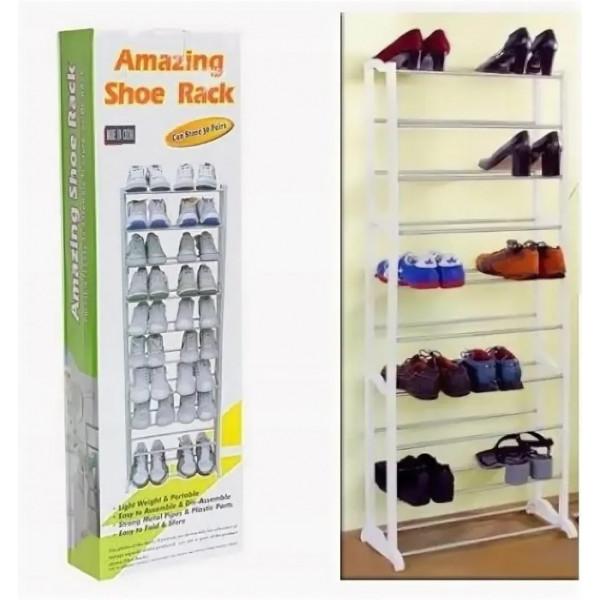 Стеллаж для обуви шое-рак 9 полок (12 шт в кор)
