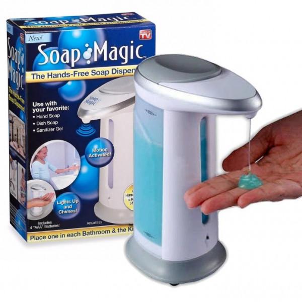 Сенсорная мыльница Magic Soap