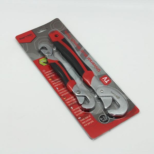 Универсальный гаечный ключ Snap-n-Grip