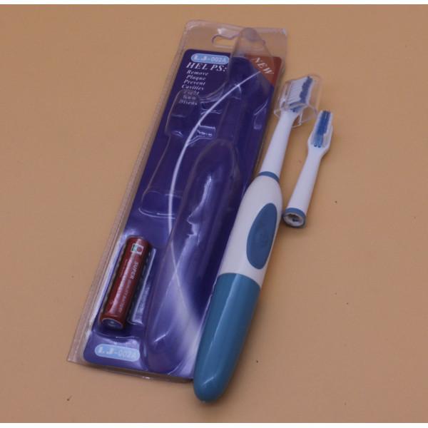 Щетка зубная на батарейках (1 насадка)