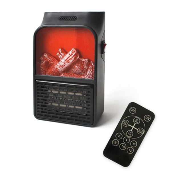 Мини обогреватель-камин Flame Heater