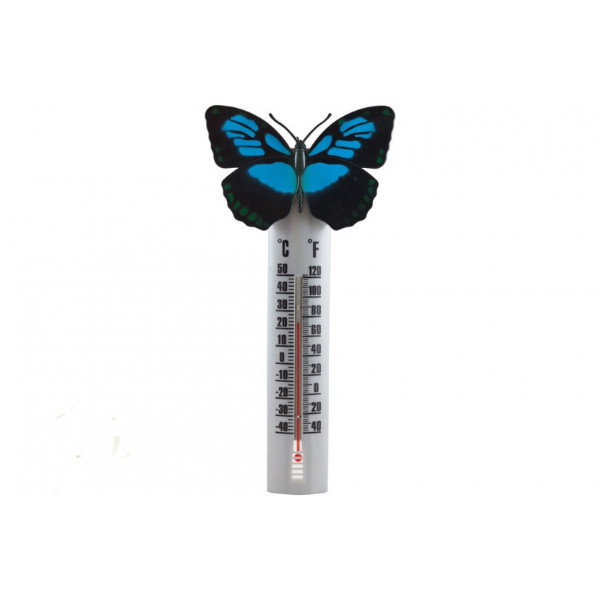 "Термометр ""Бабочка"" 16х34 см"