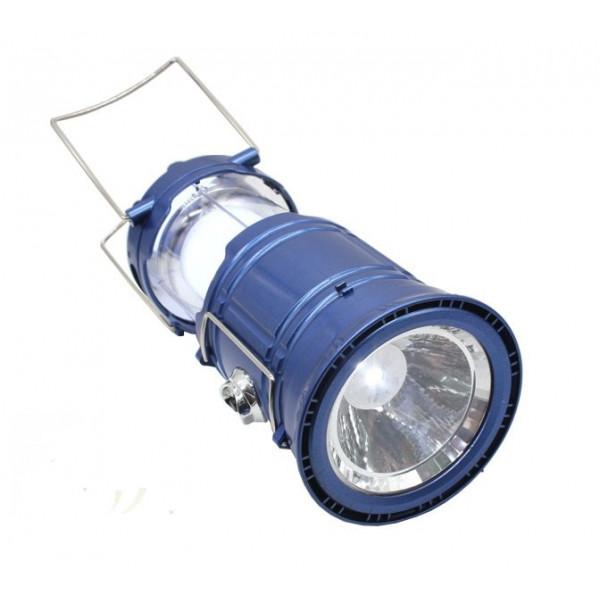 Фонарь складной светодиодный для кемпинга, 12 см
