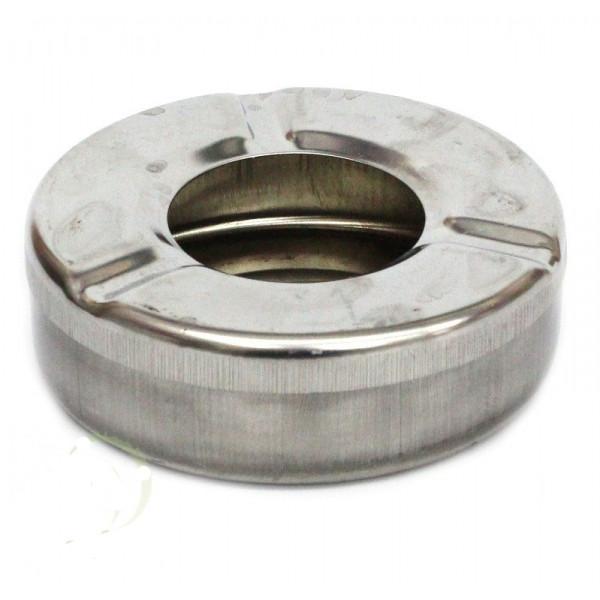 Пепельница круглая, металл, d 9.5 см