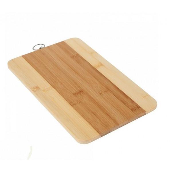 Доска разделочная из бамбука 16х26х1.4 см