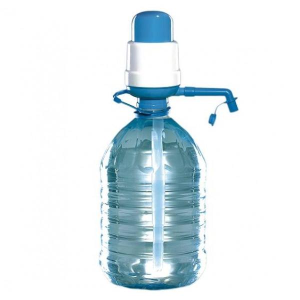 Универсальная механическая помпа для воды 5 л и на 19 л