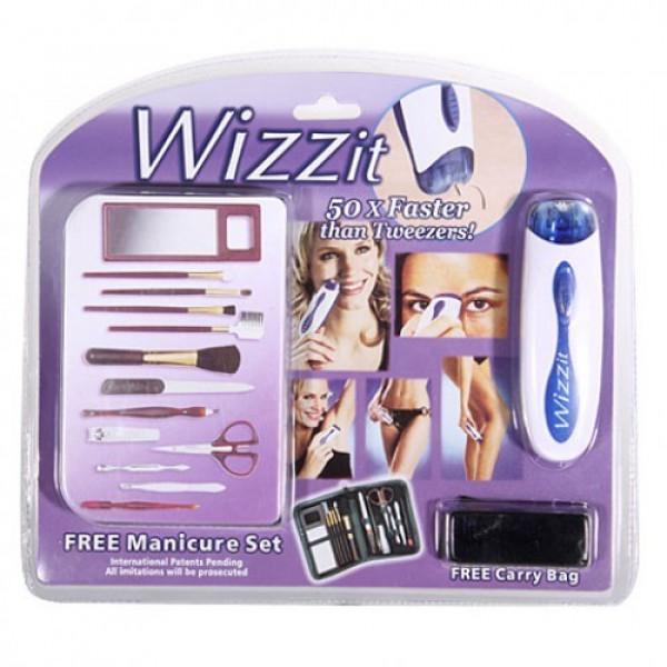 Эпилятор Wizzit набор