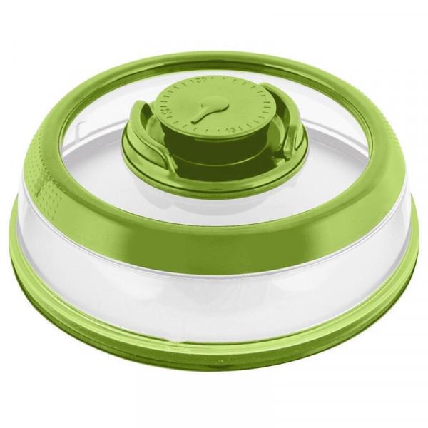 Вакуумная многоразовая крышка Vacuum Food Sealer 18 см