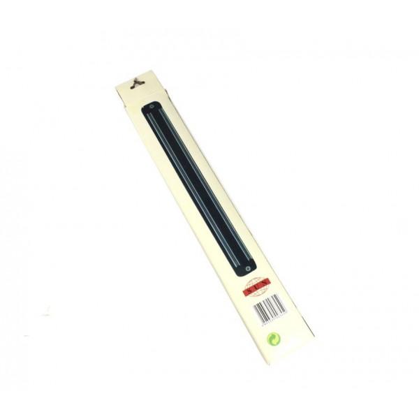 Складной силиконовый дуршлаг круглый с ручкой