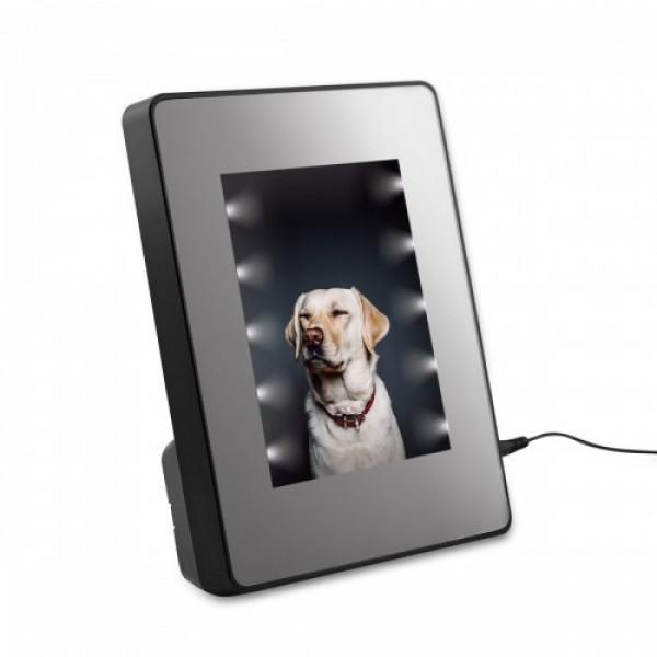 Зеркало фото-рамка Magic photo mirror