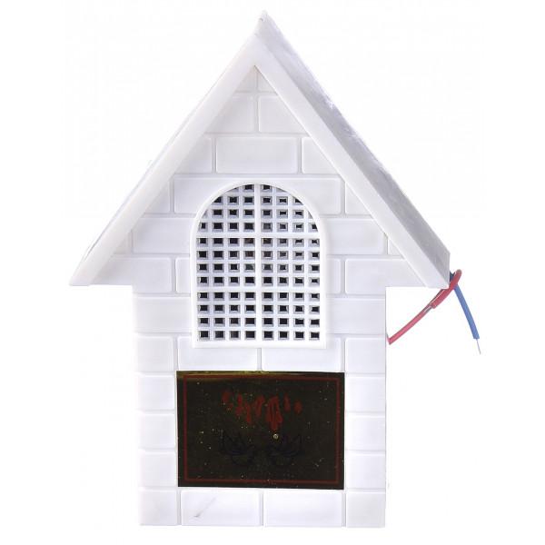 Звонок в форме дома
