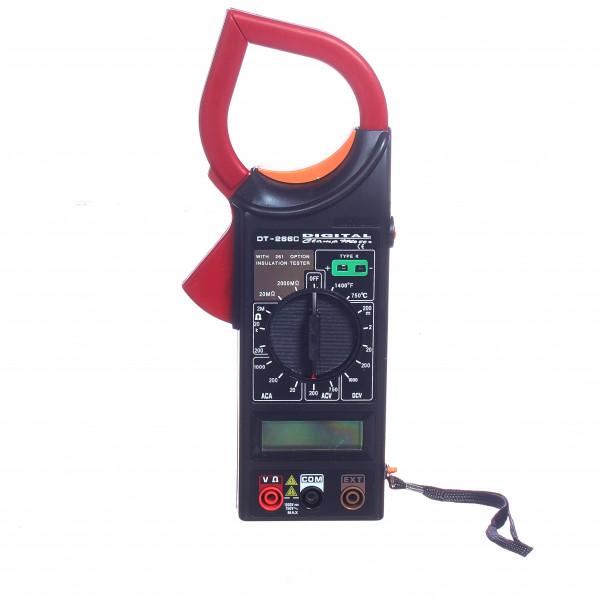 Токоизмерительные клещи DT-266C