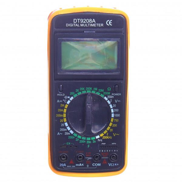 Цифровой мультиметр DT-9208