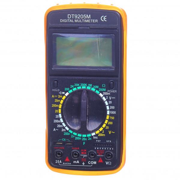 Цифровой мультиметр DT-9205
