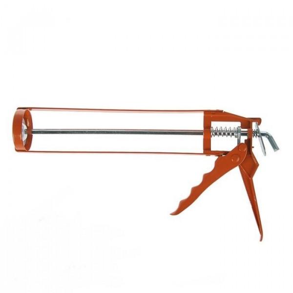 Пистолет для герметика, orange
