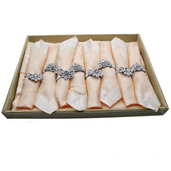 """Набор подарочный """"Скатерть + Салфетки"""", 150х220 см, салфетки 8 шт."""