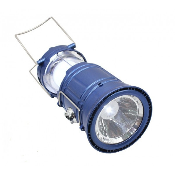 Фонарь складной светодиодный для кемпинга, 14 см