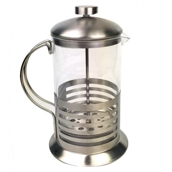 Френч-пресс - заварочный чайник, 600ml