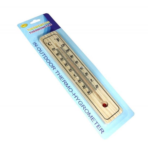 Термометр бамбуковый