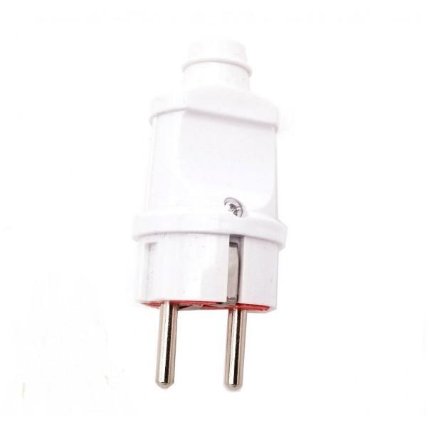 Вилка электрическая, 16 А, 250 V