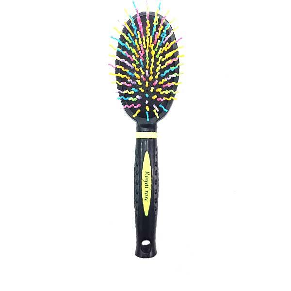 Расческа массажная, лопата, длина 245 мм, пластмасс зубцами