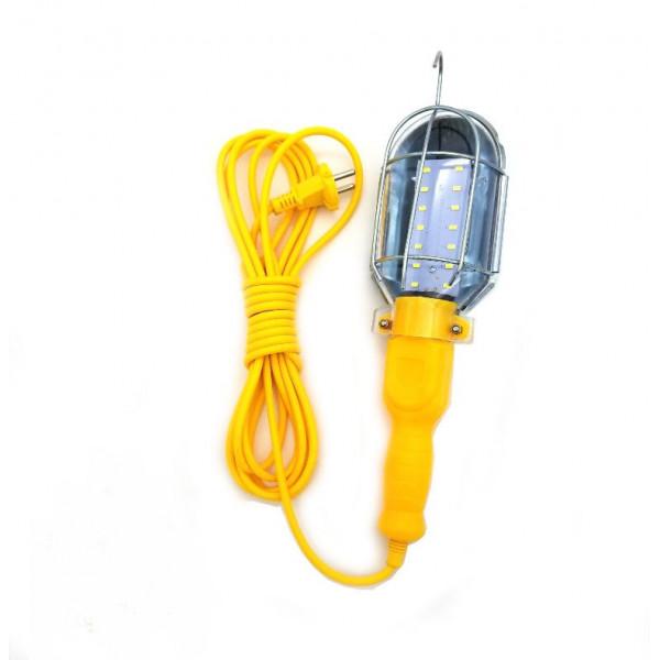 Светильник-переноска светодиодный, желтый, 5 м