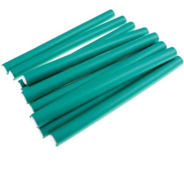 Бигуди бумиранги, зеленый