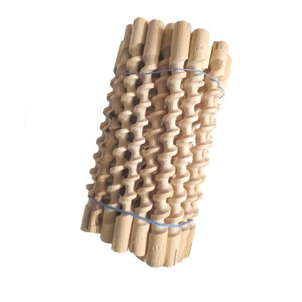 Спираль деревянный, Длина. 165 мм Д. 10 мм