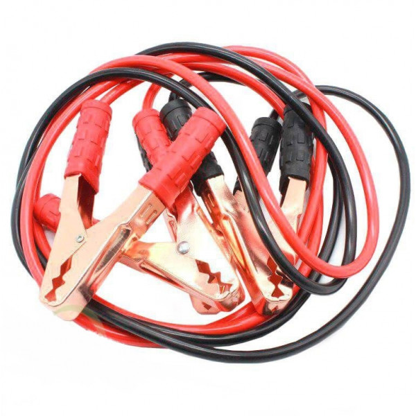 Провода для прикуривания автомобиля, 600 А,  2 м