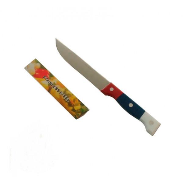 "Нож кухонный ""Флаг"", лезвие20 см (Нож Флаг 8)"