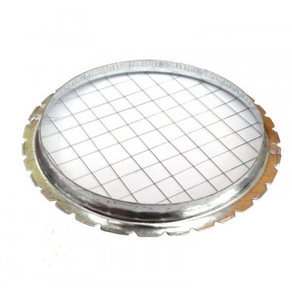 Салаторезка (для вареных овощей, яиц и тд), диаметр 9 см