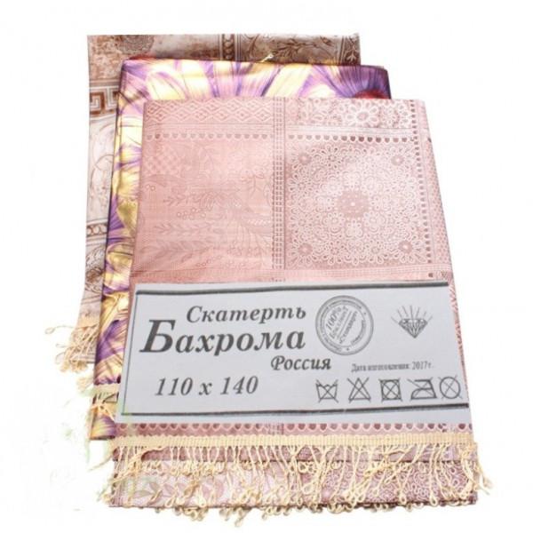 "Скатерть ""Бахрома"" стандарт, 140х110 см"