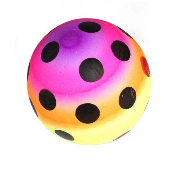Мяч с рисунком, 25 см, 70гр