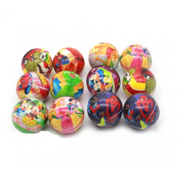Мяч с рисунками 7,6см