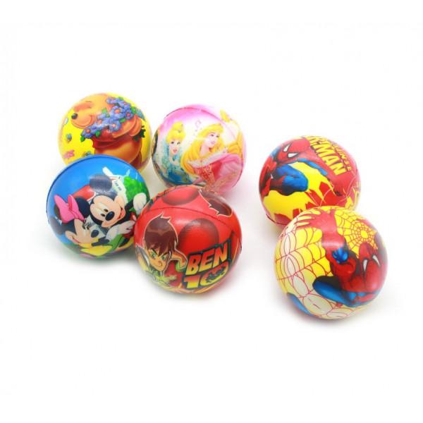Мяч с рисунками 10см