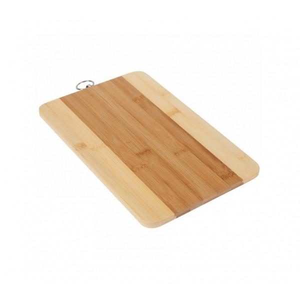 Доска разделочная из бамбука, 18х28 см