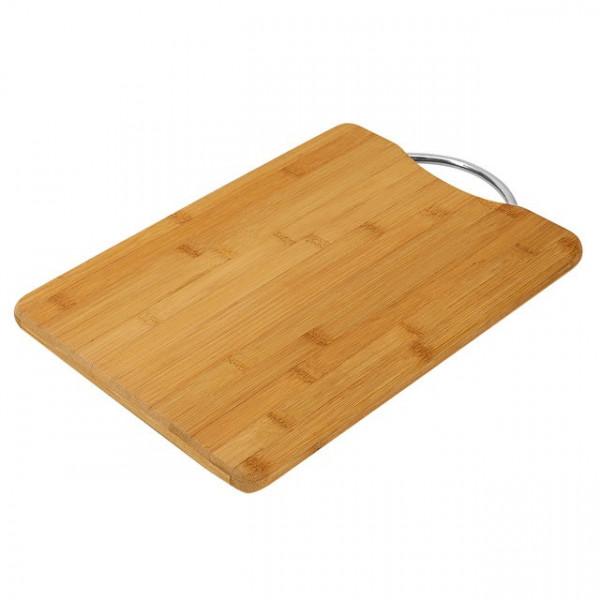 Доска разделочная из бамбука 24х34 см