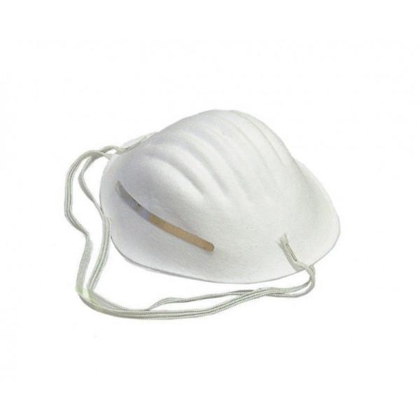 Маска защитная от пыли (Респиратор), 50 шт в уп. (в коробке 20 упаковок)