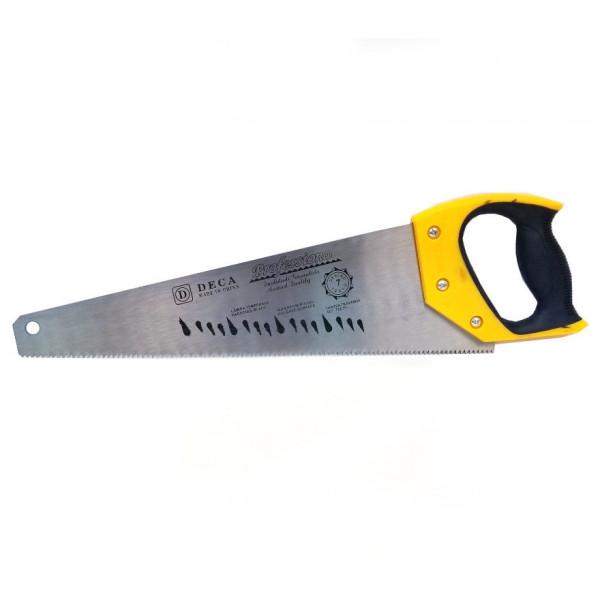 Пила ножовка 22, ручная закаленная, 55 см