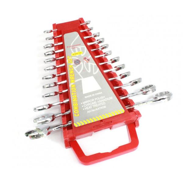 Набор ключей комбинированных 12 шт.