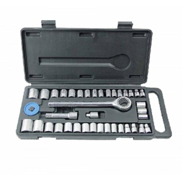 Набор инструментов (набор ключей и головок), 40 предметов
