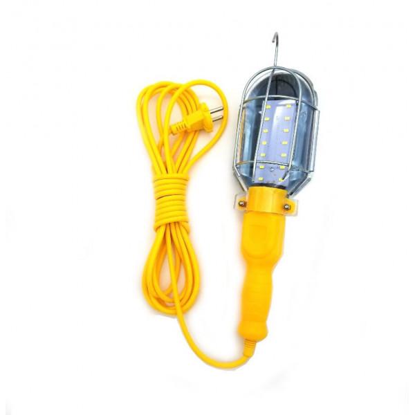 Светильник-переноска светодиодный, желтый, 15 м