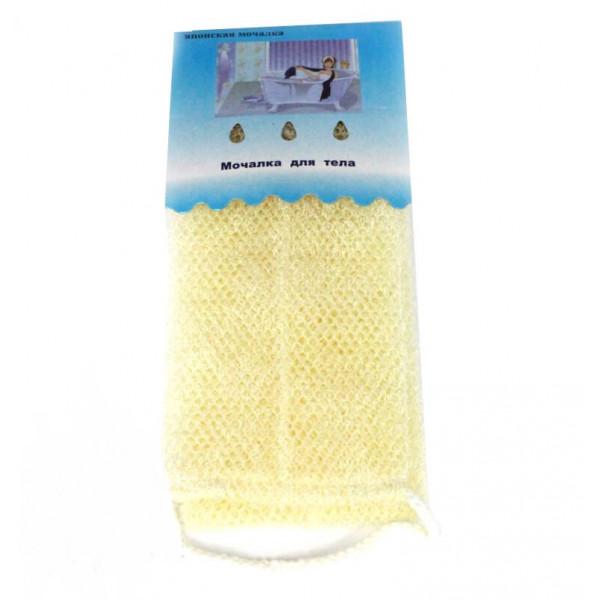 Мочалка для тела, 75х10 см